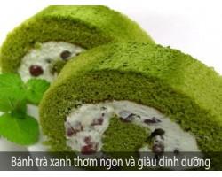 Hướng dẫn cách làm bánh matcha trà xanh - làm bánh matcha trà xanh thơm ngon tại nhà đơn giản