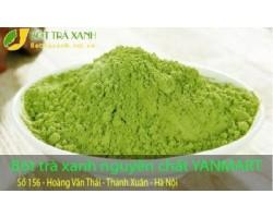 Giá bột trà xanh có đắt không? - Bột trà xanh nguyên chất 100% giá rẻ tại Hà Nội