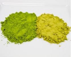 Cách nhận biết bột trà xanh hóa chất