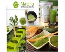 Bột trà xanh Nhật Bản Matcha có tốt không?