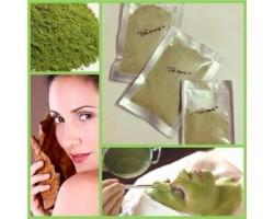 Hướng dẫn cách làm mặt nạ bột trà xanh tại nhà dưỡng da hiệu quả