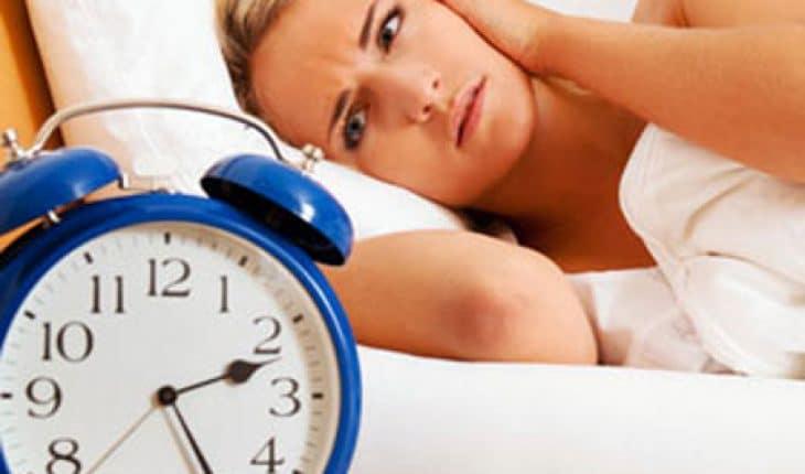 Điều trị chứng mất ngủ 1