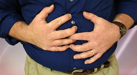 Biểu hiện bệnh gan 3