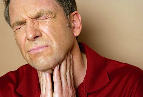 Bệnh viêm họng 1